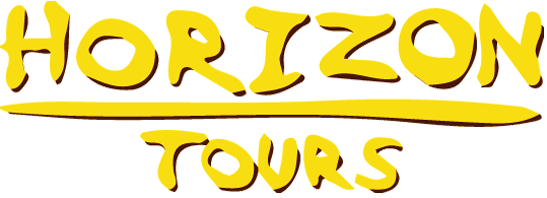 logo horizon tours