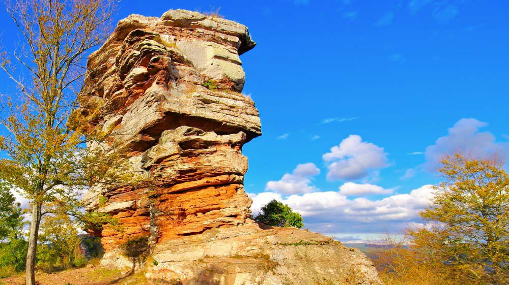 rock formations Palatinate Rocklands