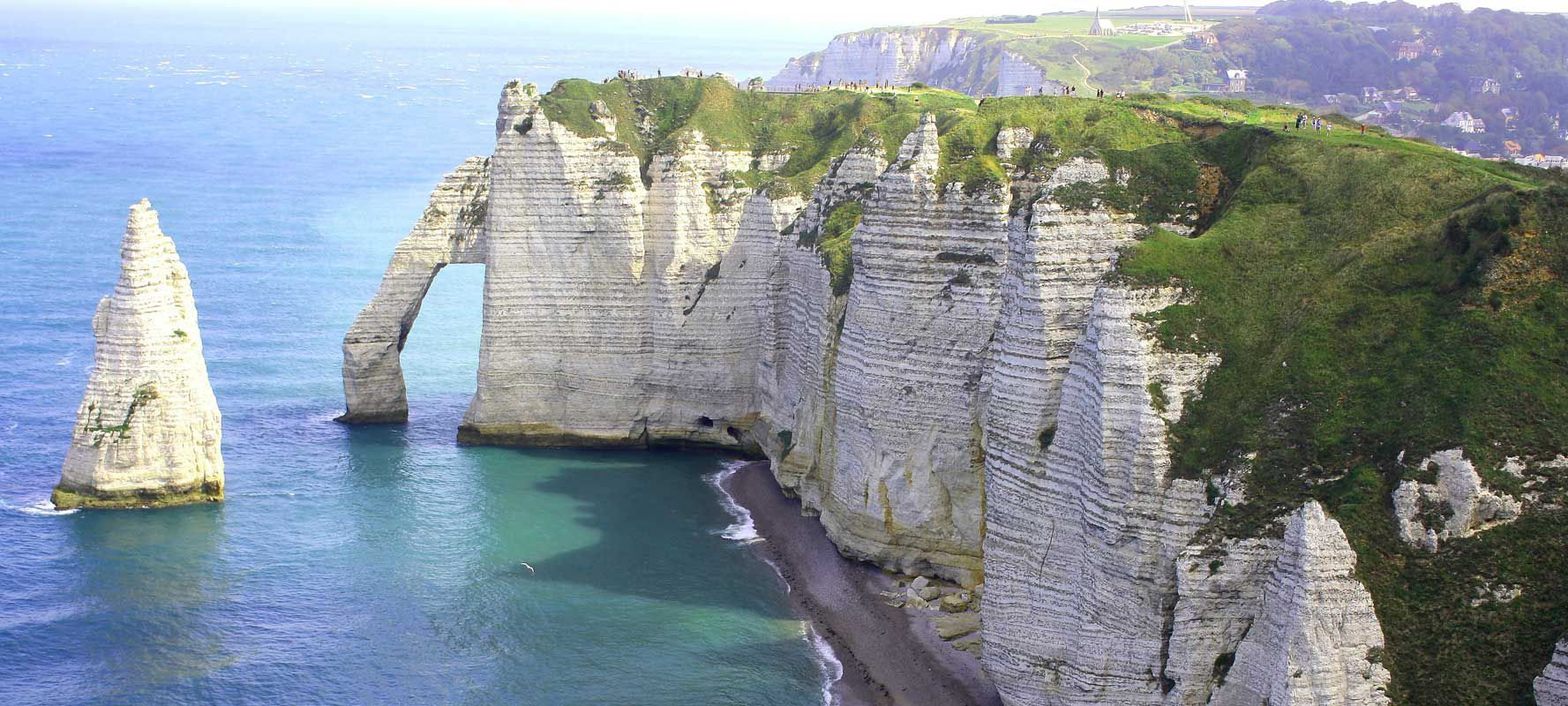 Normandy Cliffs