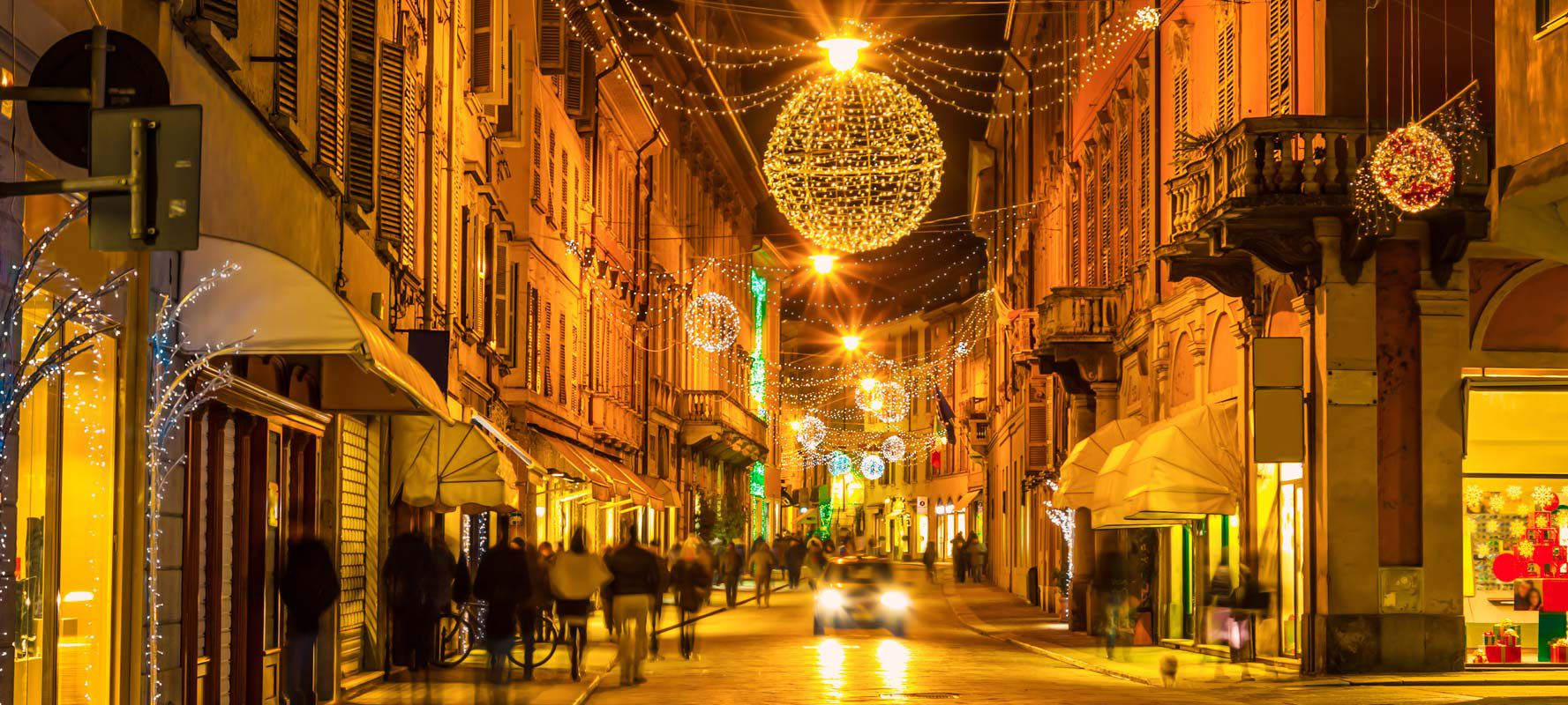 Christmas in Rome Italy