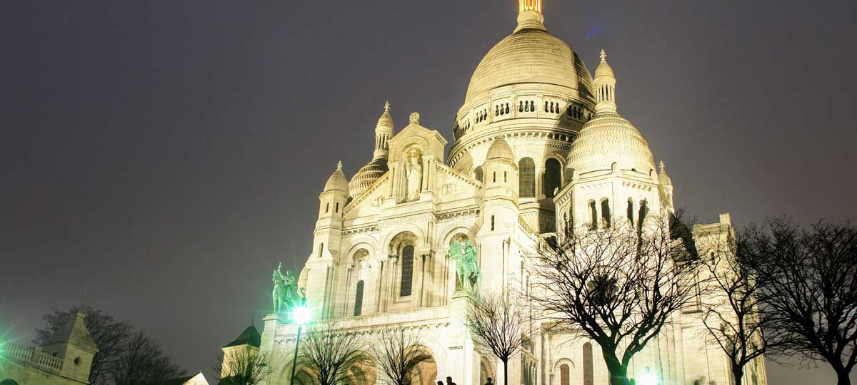 Sacré-Coeur Paris France